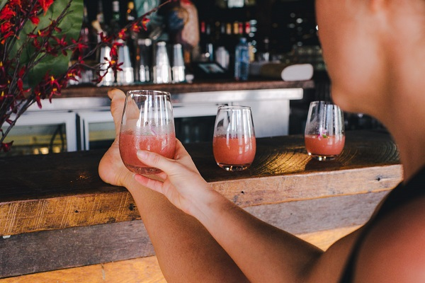 Image of cocktails Barre at the Bar