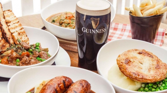 Celebrate St Patrick's Day across Fortitude Valley