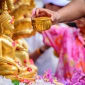 Celebrate Songkran Thai New Year in the Valley